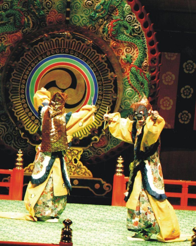 0b373e10bb Το Ιαπωνικό Μουσικό Θέατρο Ono-Gagaku-kai στο Μέγαρο Μουσικής Αθηνών ...