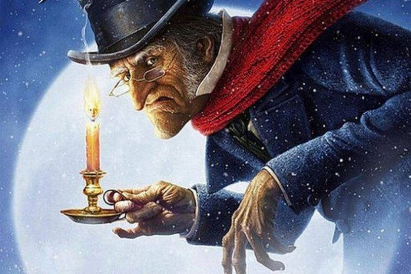328f9706d7a Το κιν/θέατρο ΙΝΤΕΑΛ παρουσιάζει την Χριστουγεννιάτικη ιστορία του Κάρολου  Ντίκενς, «Τα Χριστούγεννα του Σκρουτζ», από την Κυριακή 10 Δεκεμβρίου 2017,  ...