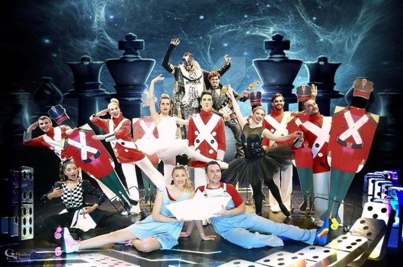 2c4a08b6404 Θέατρο, μπαλέτο, καραγκίοζης και πολλά άλλα θεάματα για τους μικρούς θεατές  εμπνευσμένα από τα Χριστούγεννα!