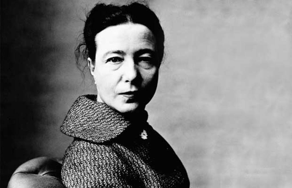 simone de beauvoir prof 8dek