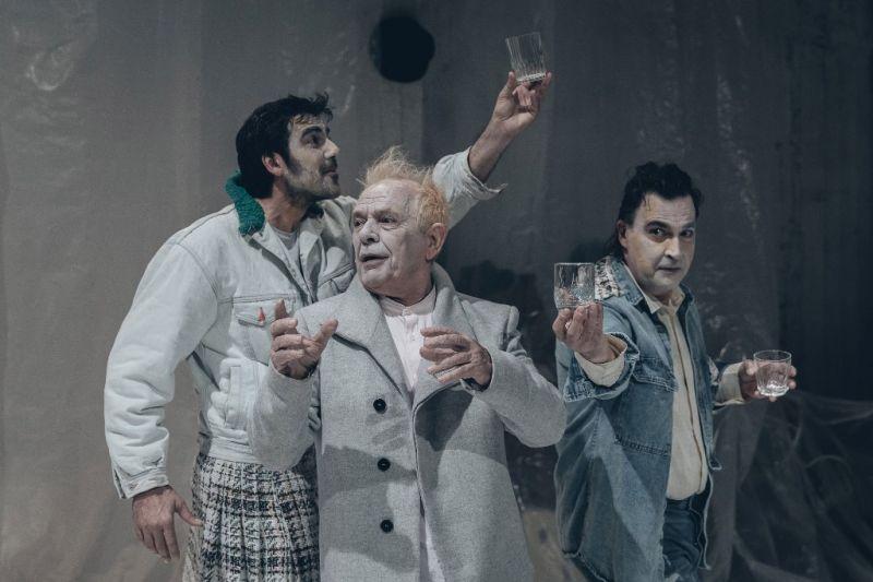 Νεκρή Ζώνη του Χάρολντ Πίντερ στο Θέατρο Θησείον - Monopoli.gr