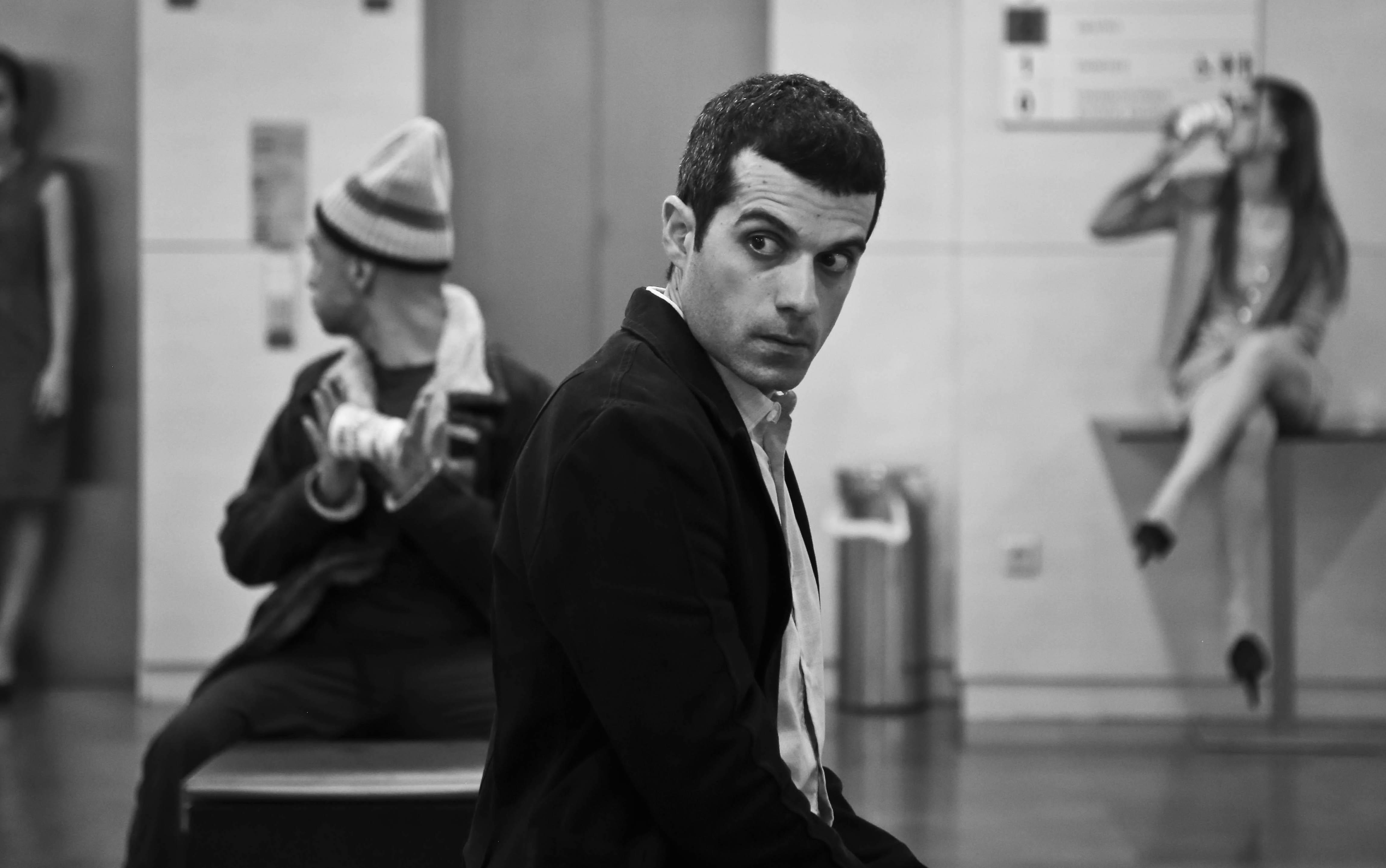 Actors direct Fiorentzis