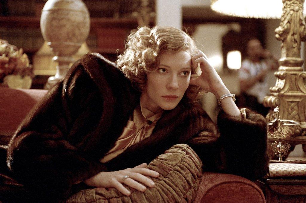 Cate Blanchett Aviator