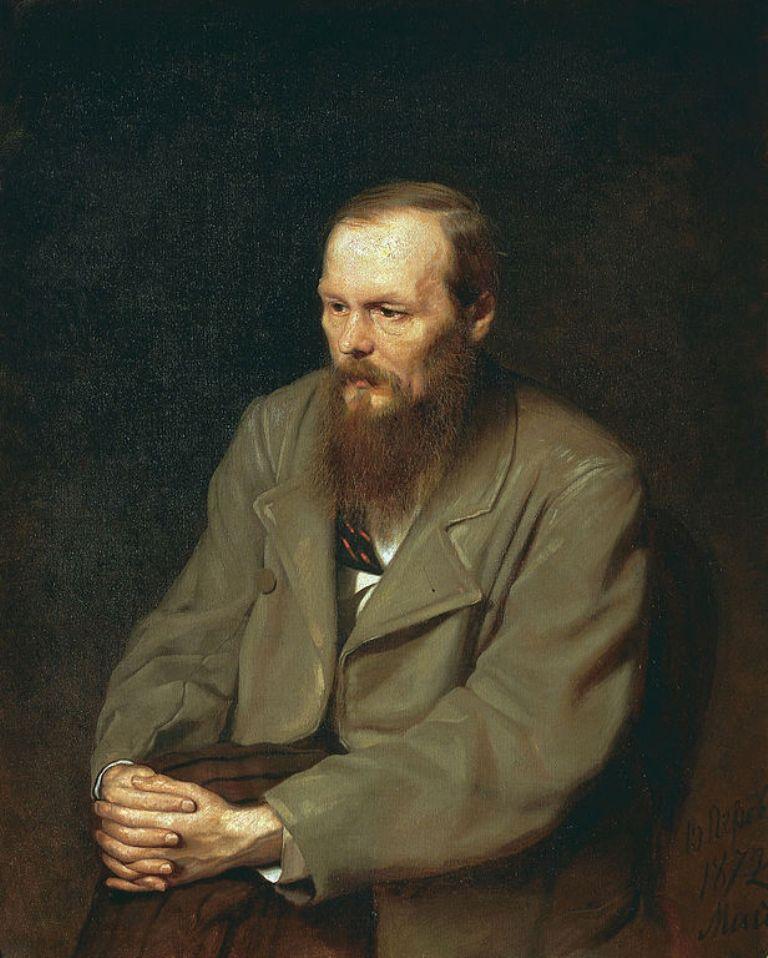 Dostoevsky 1872