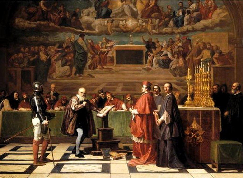 Galileo Galilei Iera Eksetasi
