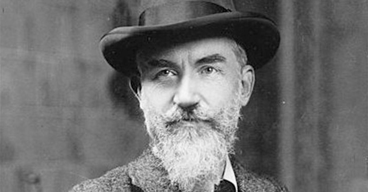 George Bernard Shaw fb