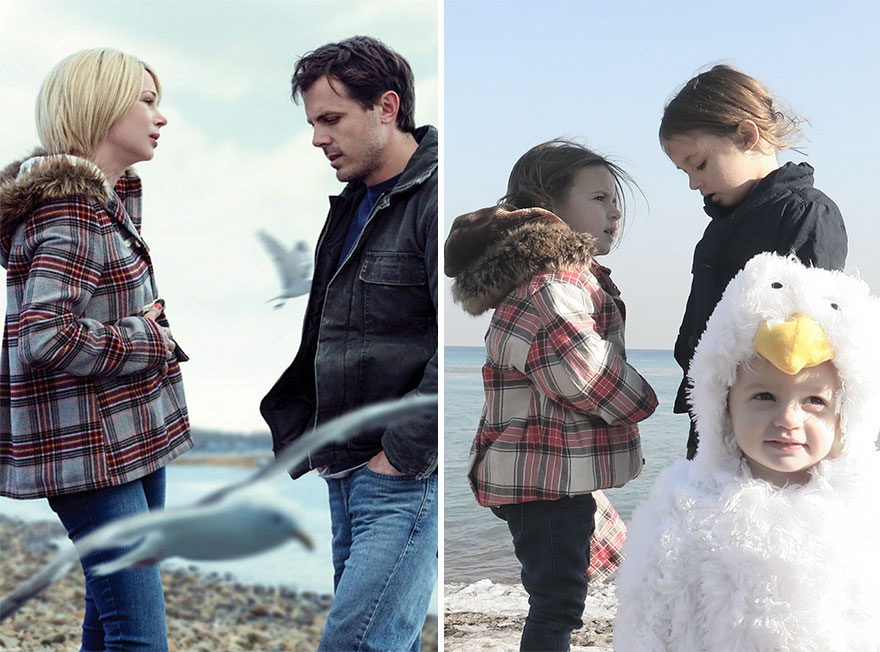 Mother uses children to recreate Oscar nominated movie scenes and the result is very lovely 5aa24428471be 880