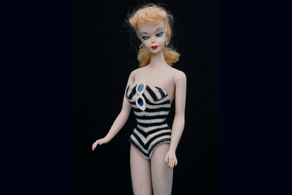 first barbie dolls