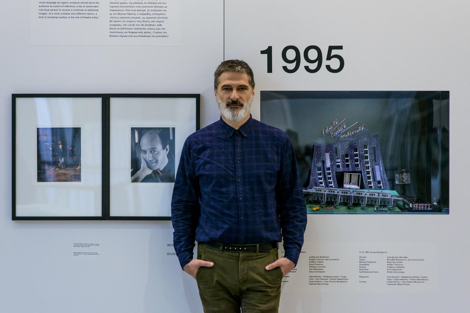 Koumentakis Giorgos exhibition