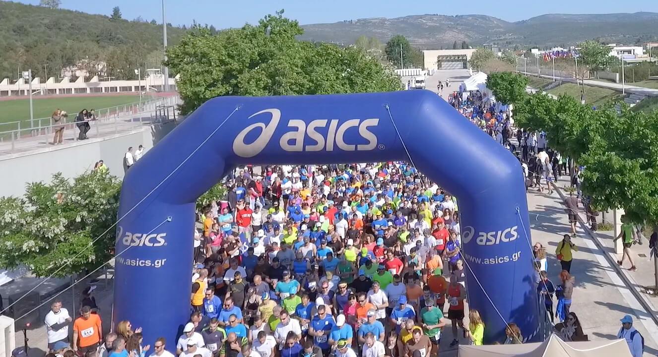 rekor diadromis 4o authentiko hmimarathonio marathona