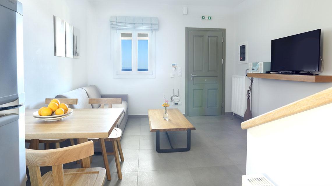aithra residencies rooms mezonette andros island greece 07