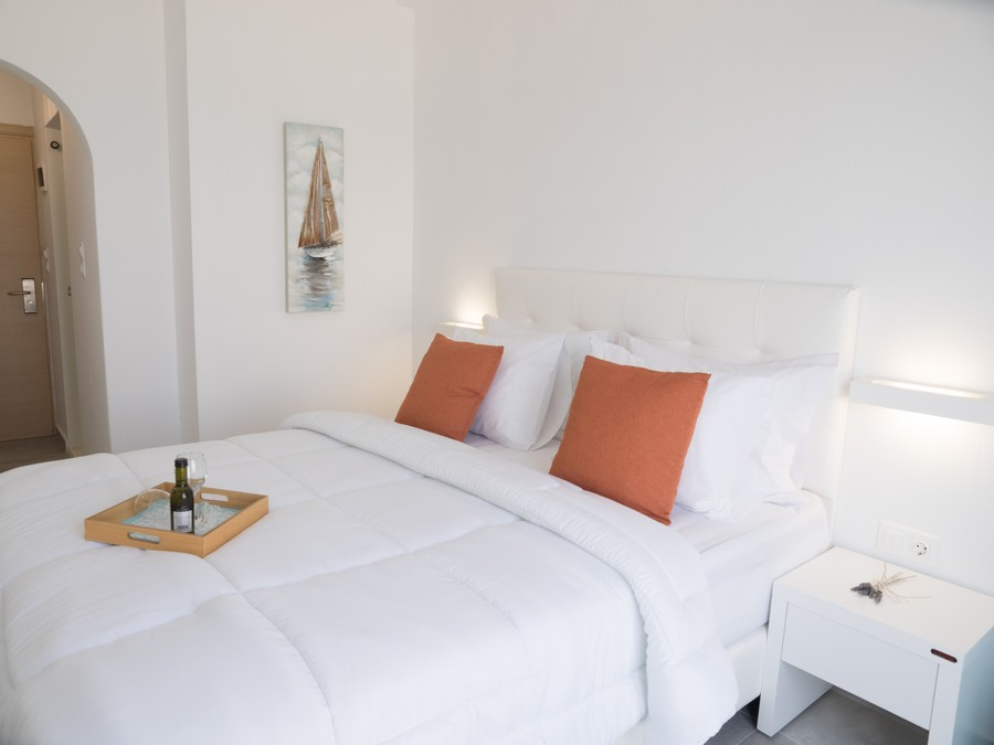 amaryllis paros sea view room golden beach 4