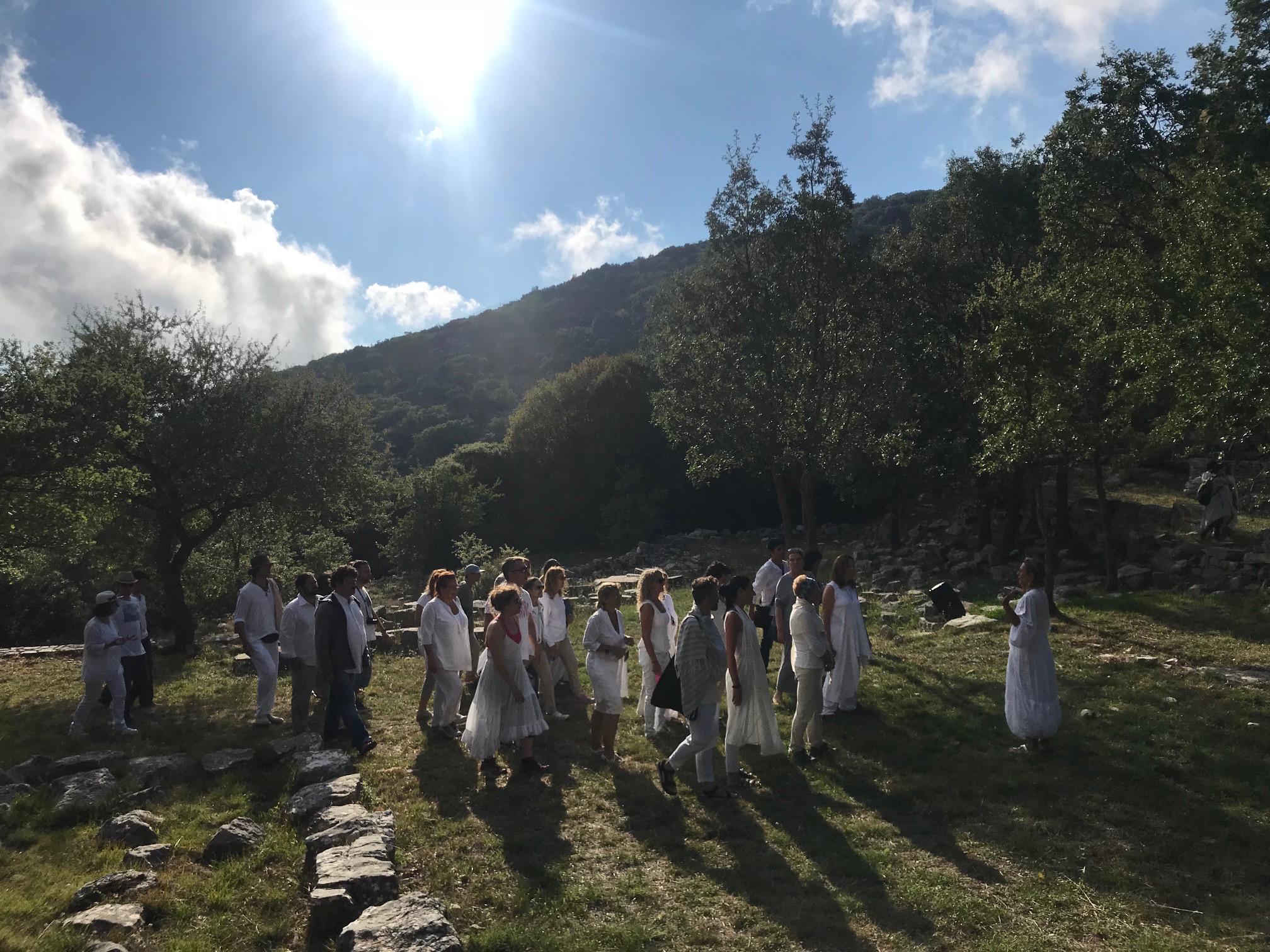 Apollonas perfomers