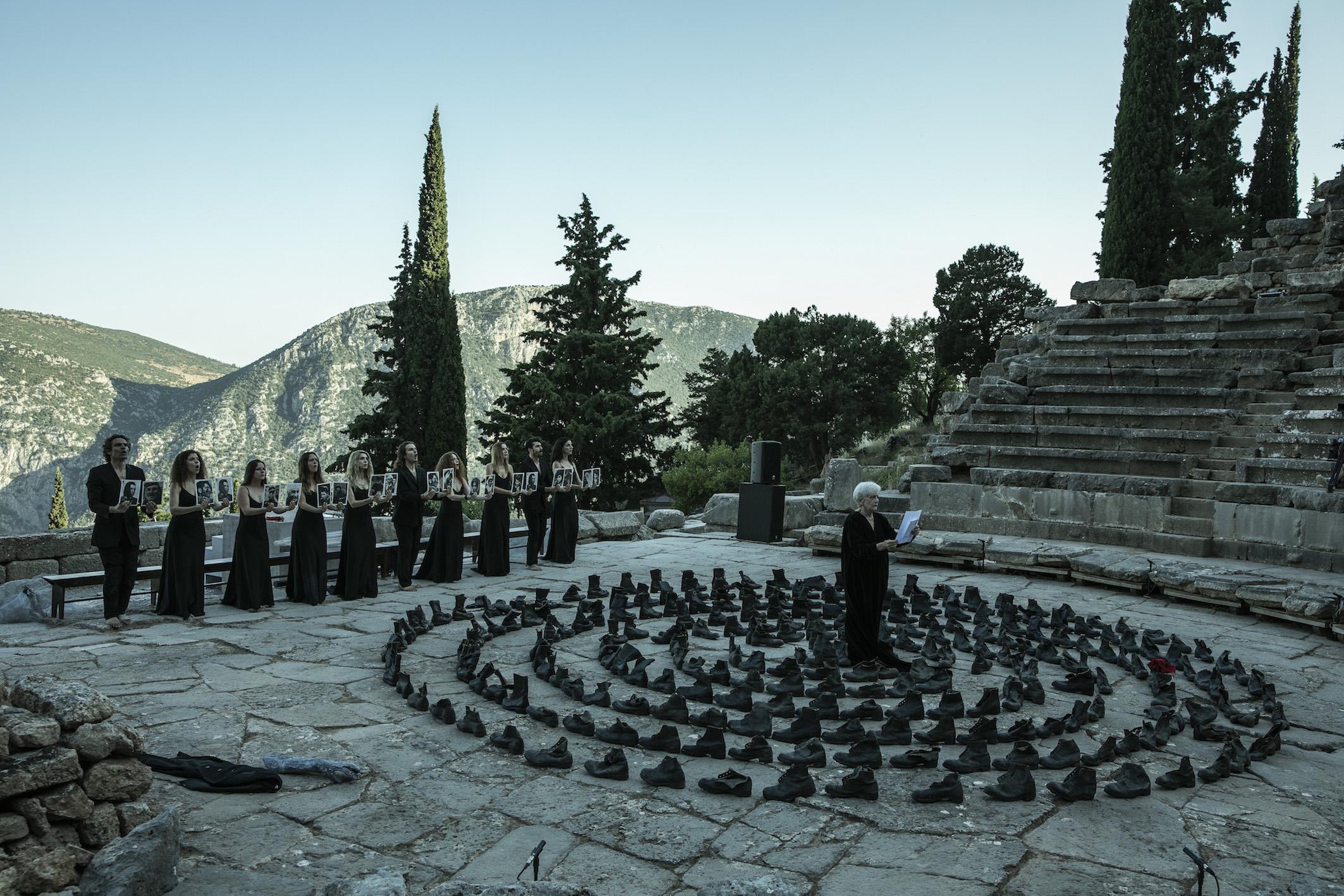 Delphi TrojanWomen