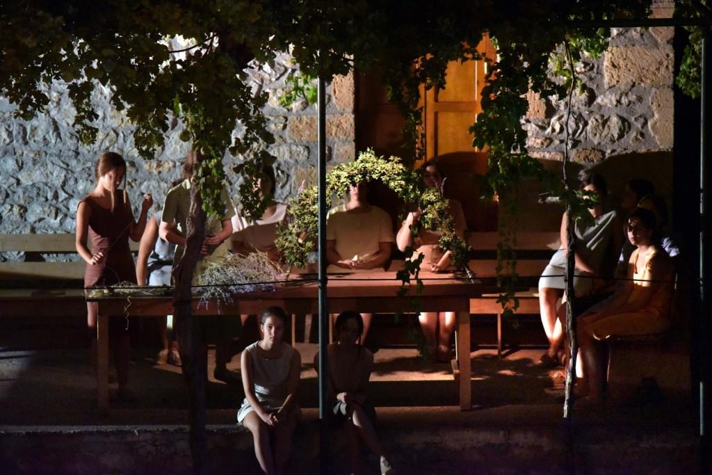 Konstantinos Ntellas Antigone SITE 24 photo Evi Fylaktou