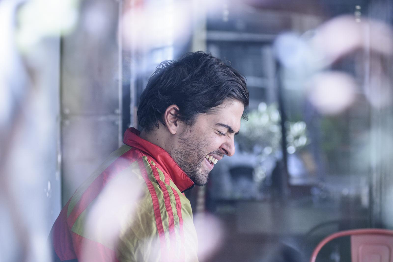 Karantzas Dimitris smile profile