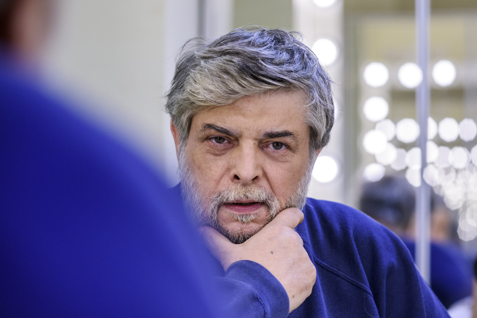 Mavrikios Dimitris chin
