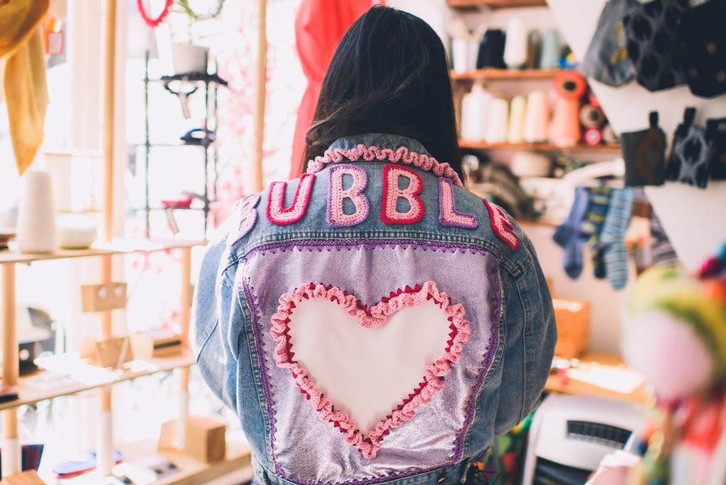 bubble jamRachel Manns p