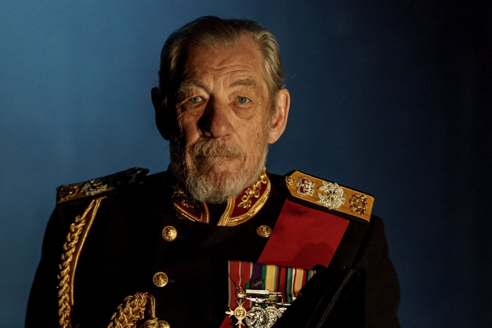4 Ian McKellen in the title role of KING LEAR at Chichester Festival Theatre. Photo Manuel Harlan