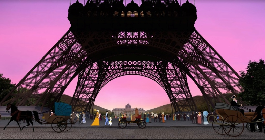 Dilili in Paris 2