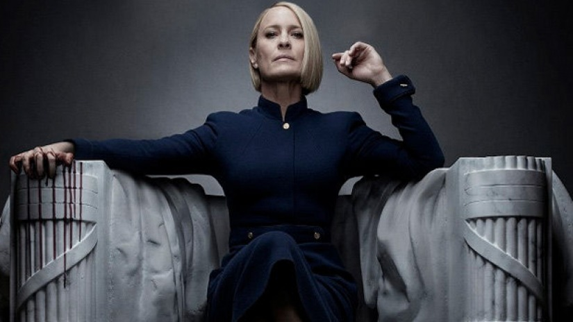 house of cards season 6 poster robin wright