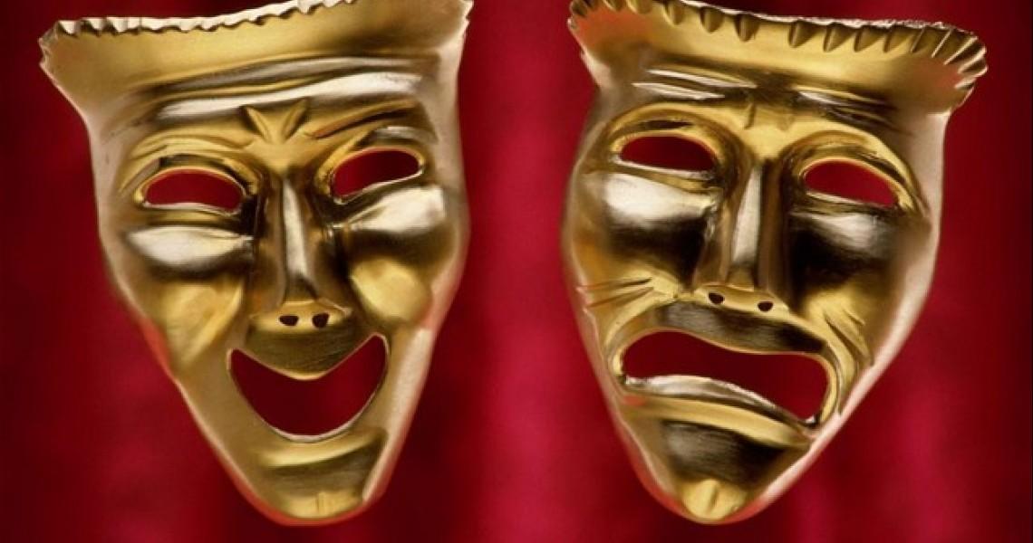 theatro ithopoioi maskes
