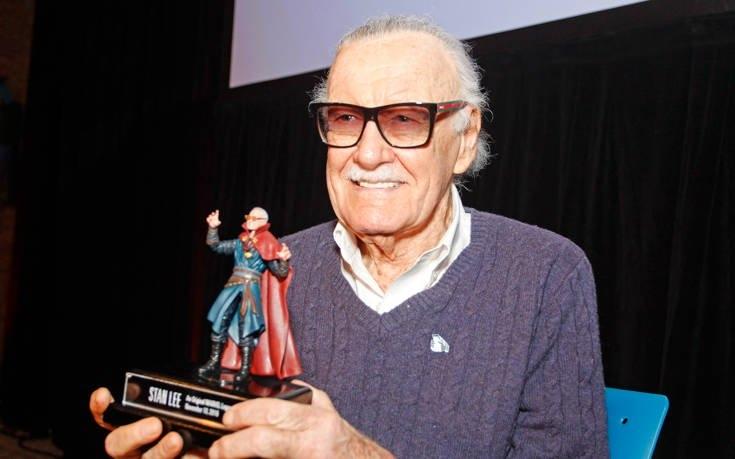 Ο «θρύλος» της Marvel και δημιουργός των γνωστότερων χαρακτήρων κόμικς 7c4f7bec2e2