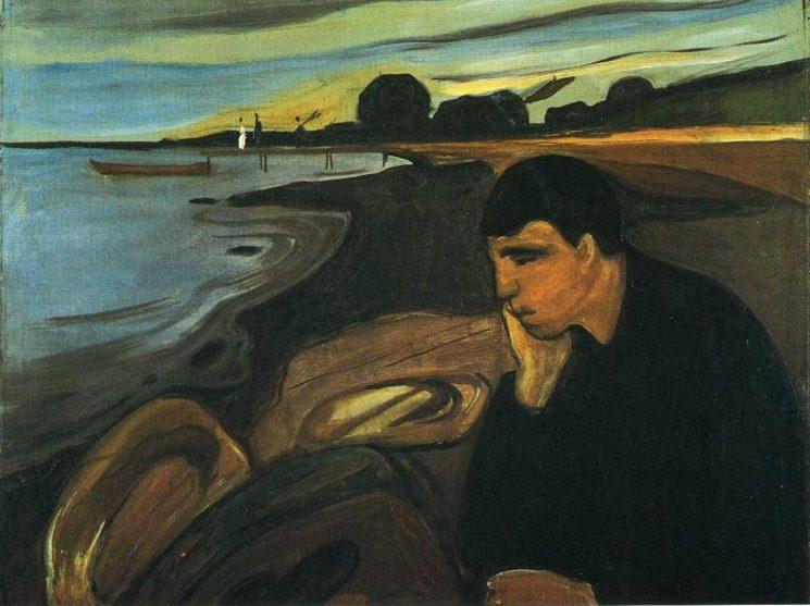 «Μελαγχολία», 1894