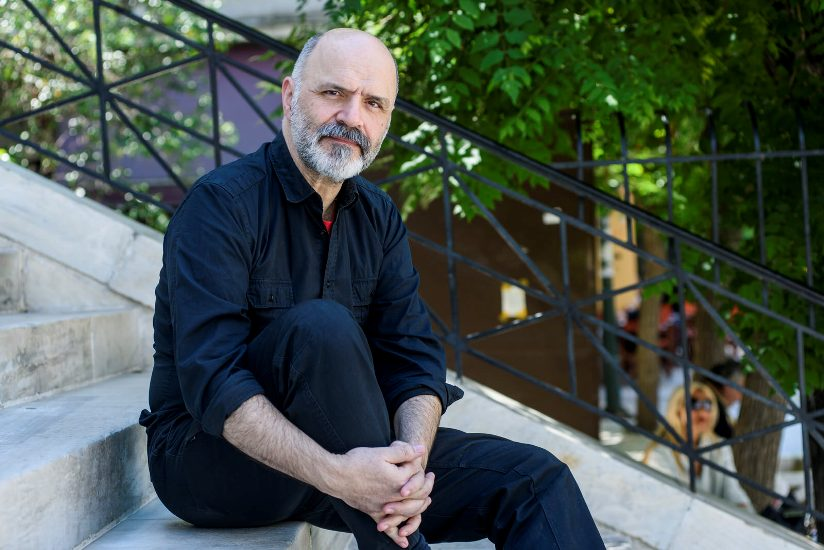 Νίκος Χατζόπουλος /Φωτογραφία: Ελίνα Γιουνανλή