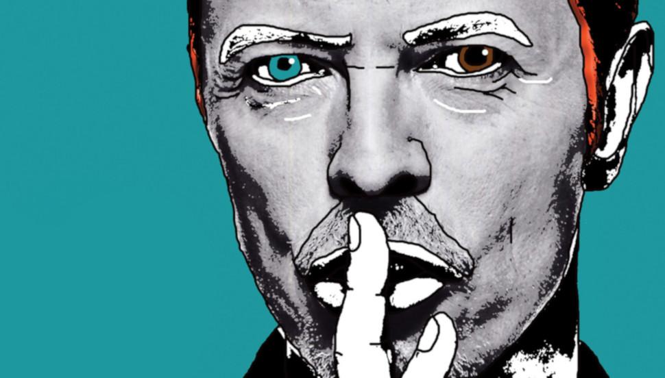 David Bowie, © Amarildo Topalis