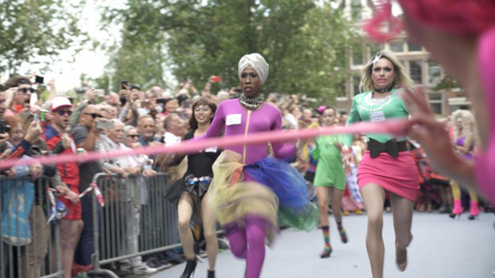 Στιγμιότυπο από το Monument of Pride