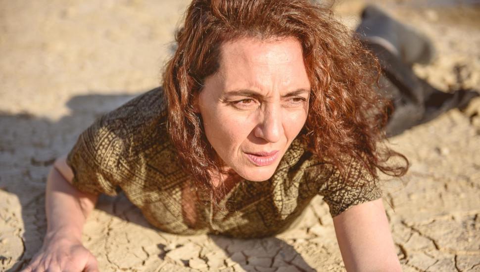 Η Πηνελόπη Μαρκοπούλου ως Γέρμα