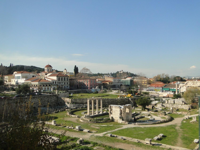 Η  Ρωμαϊκή Αγορά