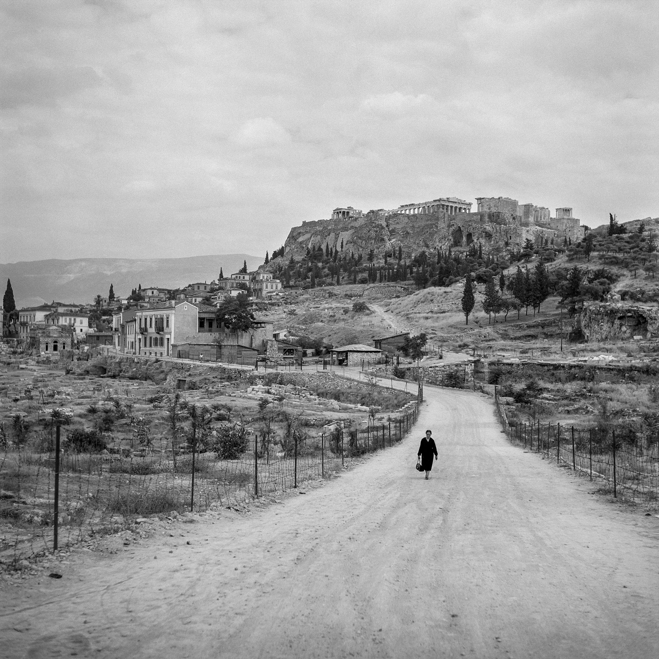 Η Ακρόπολη από την Αρχαία Αγορά