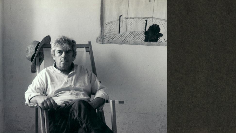Νίκος Στεφάνου,1992 (φωτογραφία Νίκη Τυπάλδου)