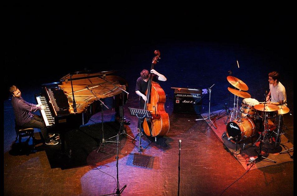 Φωτογραφία: Spiral Jazz Trio