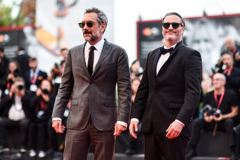Todd Phillips & Joaquin Phoenix