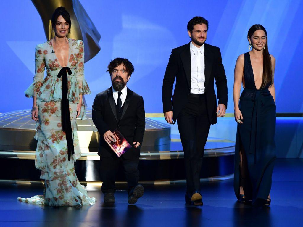 Το «Game Of Thrones» ήταν ένας από τους μεγαλύτερους νικητέςτων φετινών Emmy.