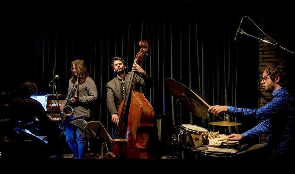 Ntinos Manos Quartet
