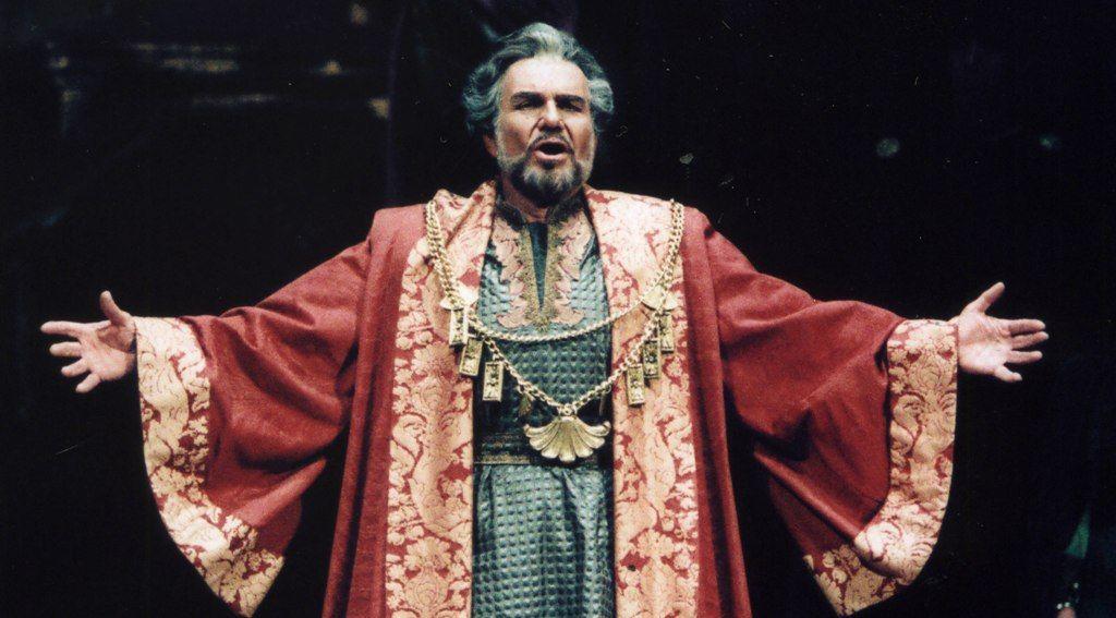 Κώστας Πασχάλης, 1995-96 / Σιμόν Μποκκανέγκρα