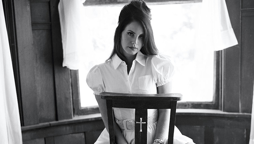 Η Lana Del Rey στο εξώφυλλο του Billboard Magazine ©Melodie McDaniel/Billboard