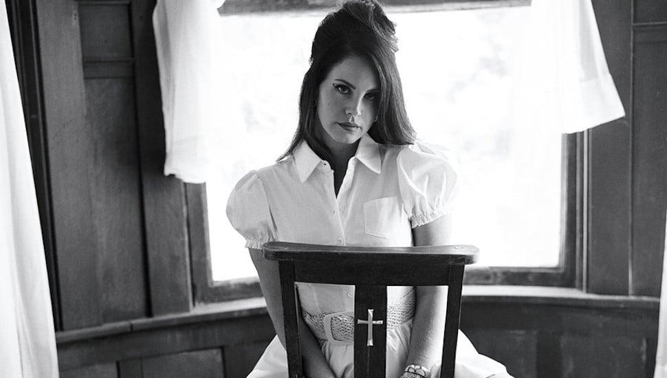 Η Lana Del Rey στο εξώφυλλο του Billboard Magazine ©Melodie McDaniel/Billboard