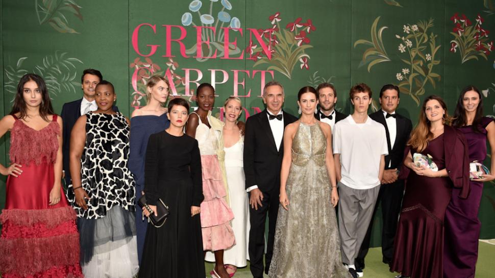 Οι προσκεκλημένοι των Green Carpet Fashion Awards