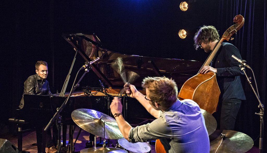 Espen Berg Trio στο Half Note