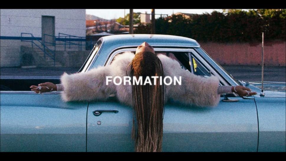 Το Formation της Beyonce βρίσκεται στην 5η θέση των καλύτερων τραγουδιών της δεκαετίας.