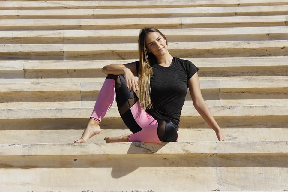 Ιωάννα Σαμαρά (Φωτογραφία από το προφίλ της στο Facebok)