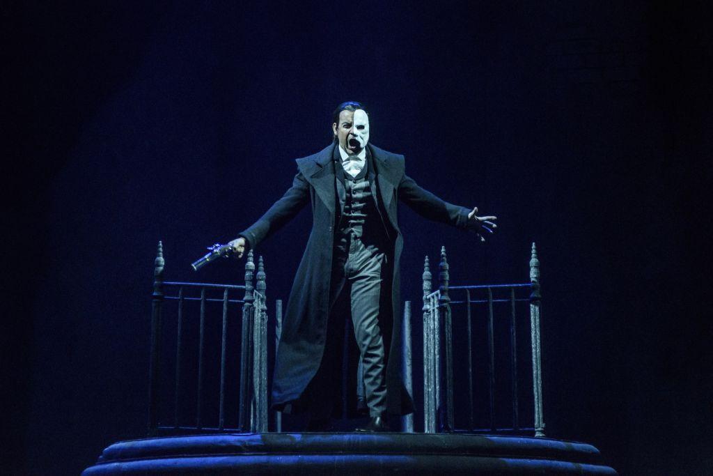 Παράσταση: The Phantom of the Opera
