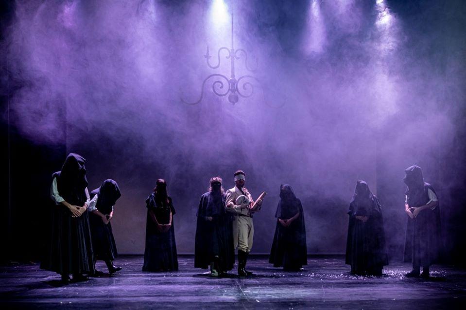 Αποτέλεσμα εικόνας για «Πόλεμος και Ειρήνη» του Λέοντος Τολστόι στο Δημοτικό Θέατρο Πειραιά