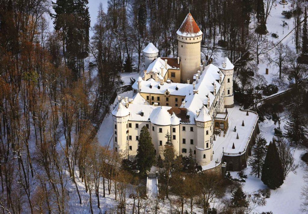 Κάστρο Konopiště