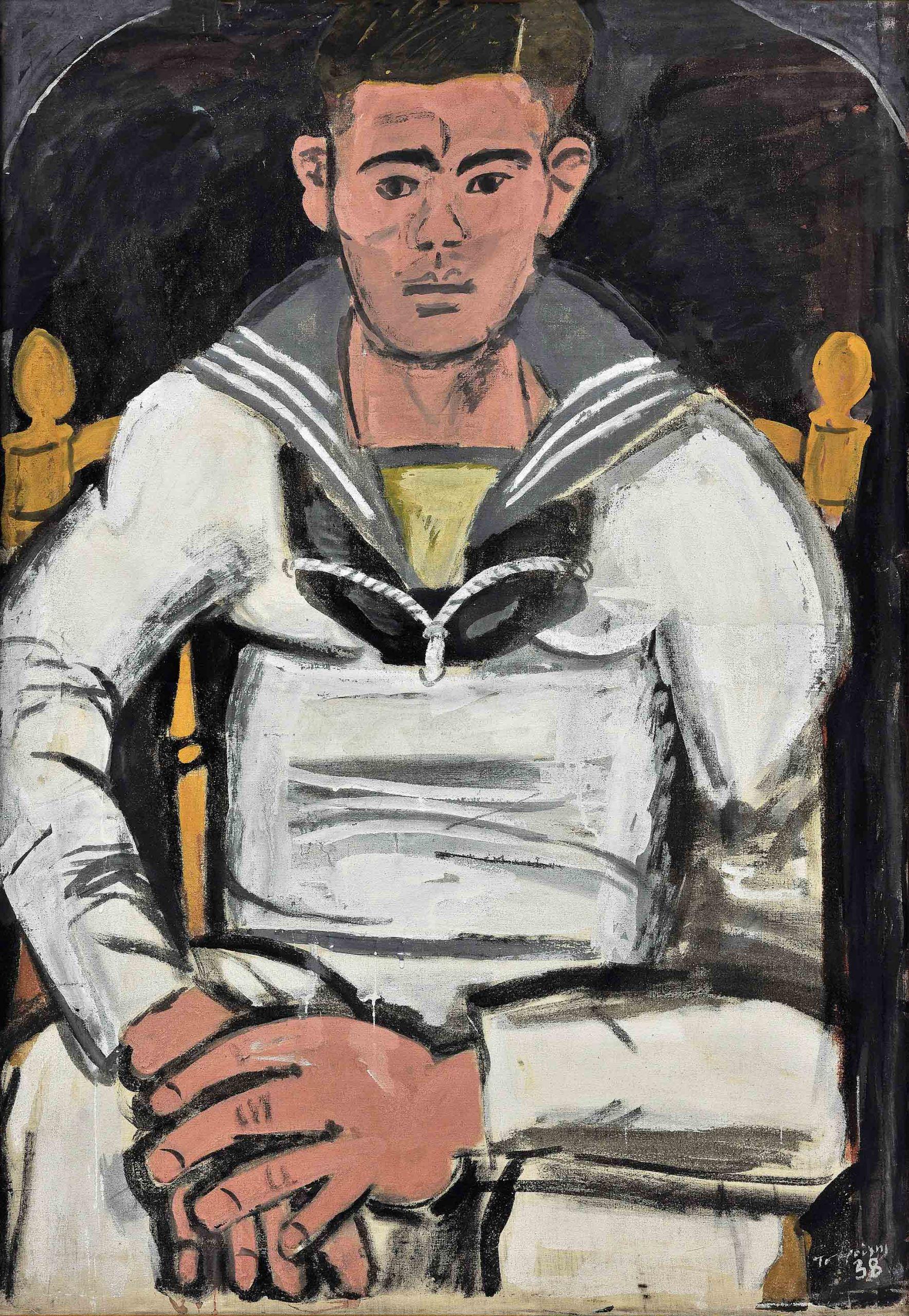 Η Ανθρώπινη Μορφή στην Ελληνική Ζωγραφική στον 20ό αιώνα